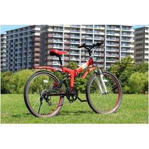 折畳み自転車 FIELD CHAMP WサスF...の紹介画像3