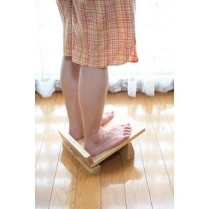 木製足首のびーる - 拡大画像