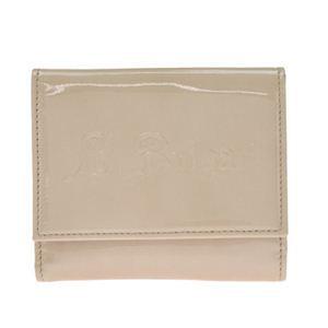 BVLGARI(ブルガリ) 31273 PLATINUM ダブルホック財布 【ブランド箱入り】
