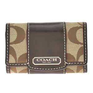 COACH(コーチ) 42185 SKHMA 6連キーケース