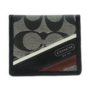 COACH(コーチ) 74253 IY BK 小銭入れ