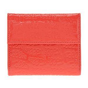 Folli Follie(フォリフォリ) WA0L027SP PINK 三つ折り財布