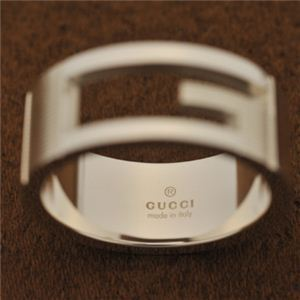 GUCCI(グッチ) 032660 09840 8106 11 リング h02