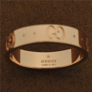 GUCCI(グッチ) 152045 J8500 5702 20 リング h02