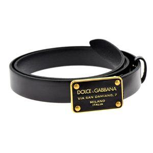 DOLCE&GABBANA(ドルチェアンドガッバーナ) ベルト BC3229A6O16 80999-100