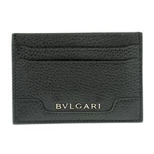 BVLGARI(ブルガリ) 33404 BLACK カードケース 【ブランド箱入り】 - 拡大画像