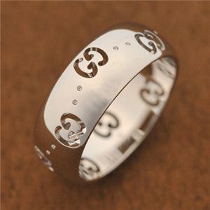 GUCCI(グッチ) 246470-J8500リング サイズ刻印 8号 h01