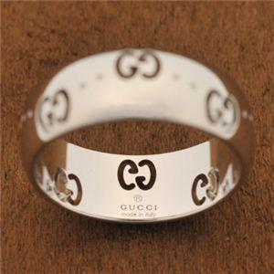 GUCCI(グッチ) 246470-J8500リング サイズ刻印 8号 h02