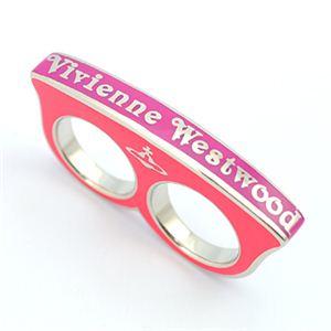 Vivienne Westwood(ヴィヴィアンウエストウッド) BR83/FUSIAS リング 【ブランド箱入り】 - 拡大画像