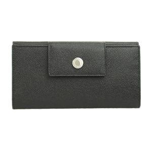 BVLGARI(ブルガリ) 20401 BLACK/BROWN 長財布(長札入れ) 小銭入れ付 【ブランド箱入り】 - 拡大画像
