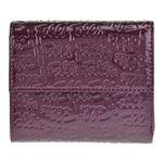 Folli Follie(フォリフォリ) WA0L027SV/VIO 三つ折り財布