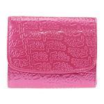 Folli Follie(フォリフォリ) WA0L026SP/ROSE PNK 二つ折り財布