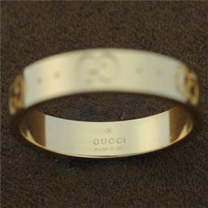GUCCI(グッチ) 073230-09850/8000/13 リング h02