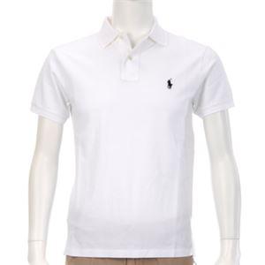 Ralph Lauren(ラルフローレン) MNBLKNIM1I10069/E86WHITE/XXL ポロシャツ半袖