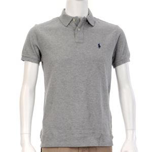Ralph Lauren(ラルフローレン) MNBLKNIM1I10047/D86GREY/XXL ポロシャツ半袖