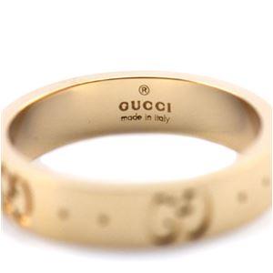 GUCCI(グッチ) 152045-J8500/5702/07 リング h03