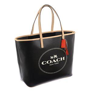 COACH(コーチ) F31315/SV/BK/1 手提げバッグ