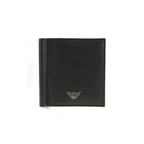 Emporio Armani(エンポリオ・アルマーニ) YEML07-YC91E/80001 二つ折り財布f00