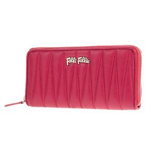 FOLLI FOLLIE(フォリフォリ) WA13P033WF/FUXIA 長財布 h02