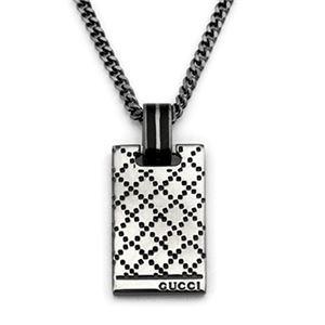 Gucci (グッチ) 341899-J8410/8131 ネックレス h01