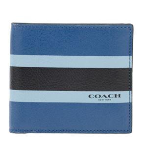 Coach (コーチ) F75137/DEN/1 二つ折り財布 h01