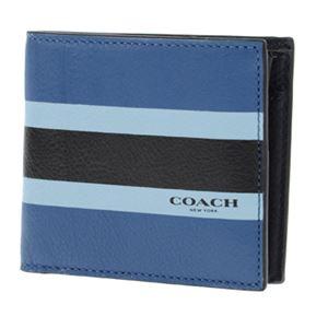 Coach (コーチ) F75137/DEN/1 二つ折り財布 h02