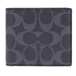 Coach (コーチ) F75006/DEN/1 二つ折り財布