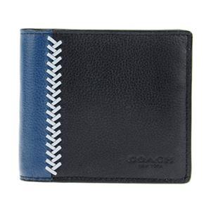 Coach (コーチ) F75225/BHP/1 二つ折り財布 h01