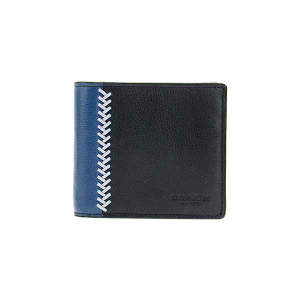 Coach (コーチ) F75225/BHP/1 二つ折り財布f00