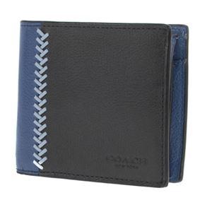 Coach (コーチ) F75225/BHP/1 二つ折り財布 h02