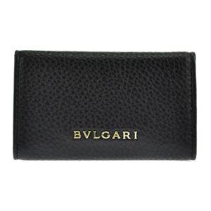Bvlgari (ブルガリ) 35945 GRAIN/BLK キーケース