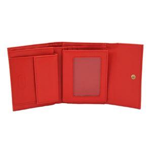 FOLLI FOLLIE (フォリフォリ) WA0L027SR/RED 三つ折り財布