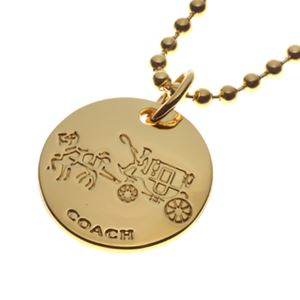 Coach (コーチ) F90557/GD/GD/N/1 ネックレス h03