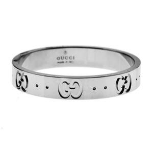 Gucci (グッチ) 073230-09850/9000/25 リング h02