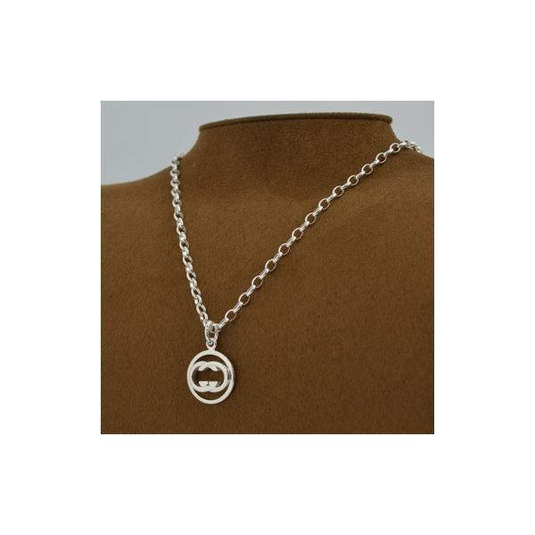 Gucci (グッチ) 147749-J8400/8106 ネックレスf00