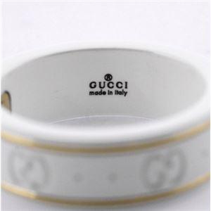 Gucci (グッチ) 325964-J85V5/8062/23 リング h03