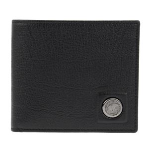 HUNTINGWORLD(ハンティングワールド)575-1-233/BLK二つ折り財布