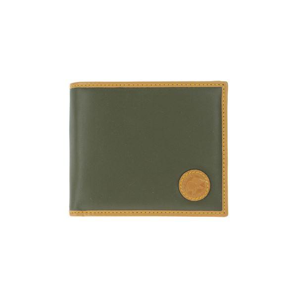 HUNTING WORLD (ハンティングワールド) 310-10A/BATTUE ORIGIN/GRN 二つ折り財布f00