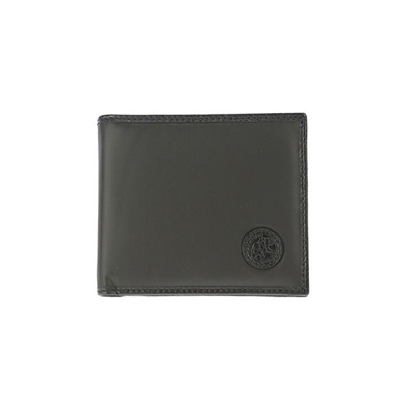 HUNTING WORLD (ハンティングワールド) 320-13A/BATTUE ORIGIN/BLK 二つ折り財布f00