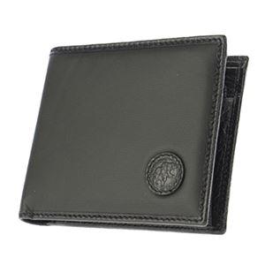 HUNTING WORLD (ハンティングワールド) 320-13A/BATTUE ORIGIN/BLK 二つ折り財布 h02