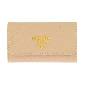 Prada (プラダ) 1PG222 S/ME/CAMMEO キーケース