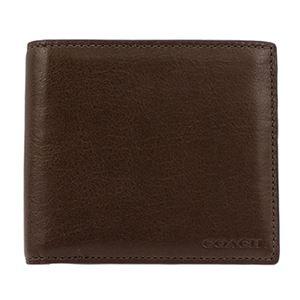Coach (コーチ) F74314/MAH/1 二つ折り財布 h01