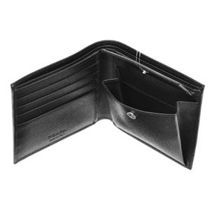 Prada (プラダ) 2MO738 SAFF/NER 二つ折り財布 f05