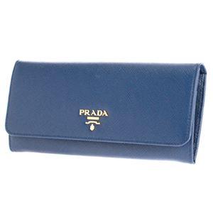 Prada (プラダ) 1MH132 S/ME/BLUETTE 長財布 h02
