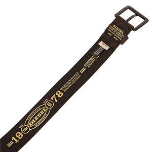 DIESEL (ディーゼル) X03733-P0754/T2184/100 ベルト 全長 118.5cm 長さ調節 95~105cm