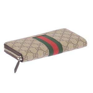 Gucci (グッチ) 408831-KHN4N/9791 長財布 f04