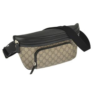 Gucci (グッチ) 406372-KHNYX/9772 ウェストバッグ h01