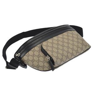 Gucci (グッチ) 406372-KHNYX/9772 ウェストバッグ h03