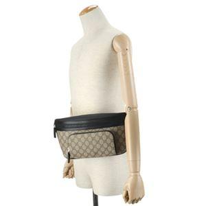 Gucci (グッチ) 406372-KHNYX/9772 ウェストバッグ f05