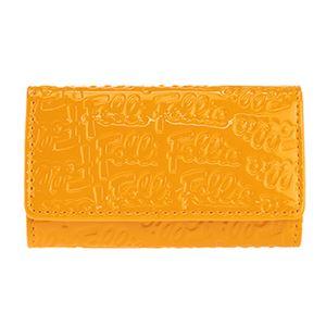 FOLLI FOLLIE (フォリフォリ) WA0L034SY/YEL 長財布